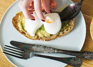 Avocado & Egg Super Breakfast